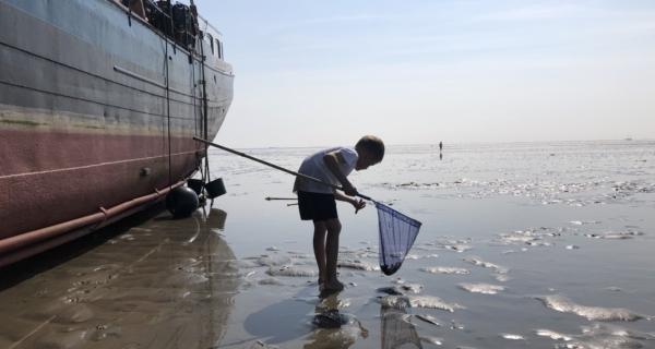 zeebodem ontdekken