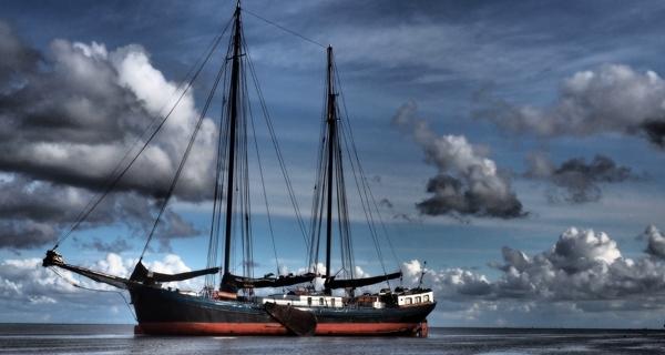 Vergaderen aan zee